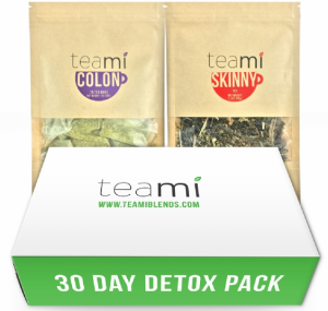 TeamiTea pack