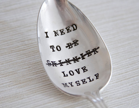 Self Love Spoon